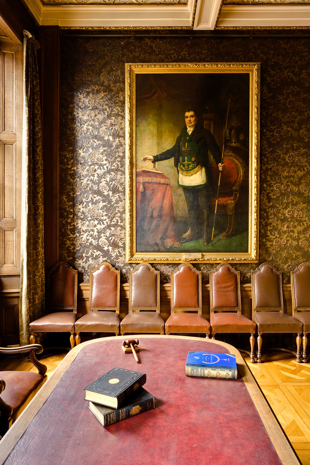 Freemasons Hall, Edinburgh . Homes and Interiors Scotland.