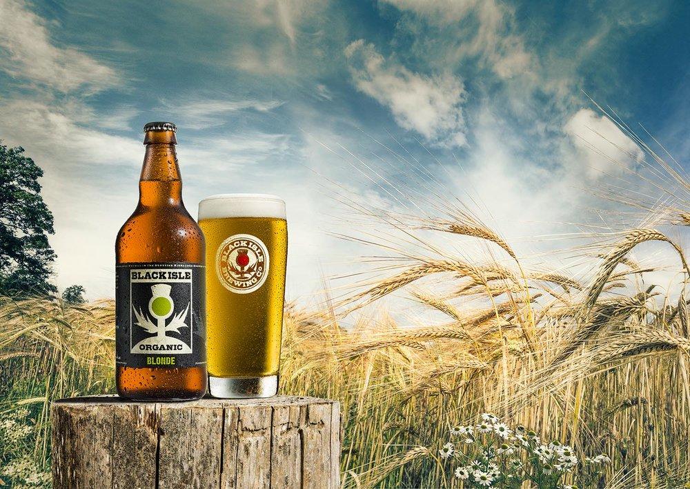 BlackIsle Blonde.  BlackIsle Brewery.