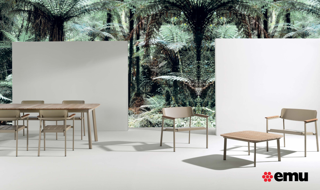 Emu outdoor furniture is now available at Morlen Sinoway! - Emu Outdoor Furniture Is Now Available At Morlen Sinoway! €� Morlen