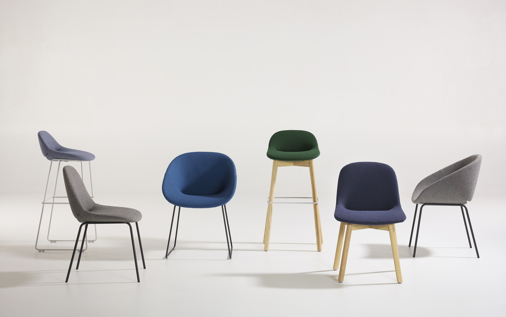 Beso contract seating from Artifort