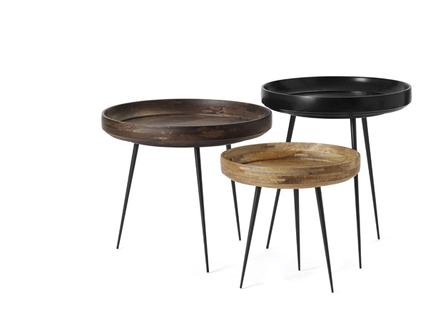 Bowl table from Mater Design