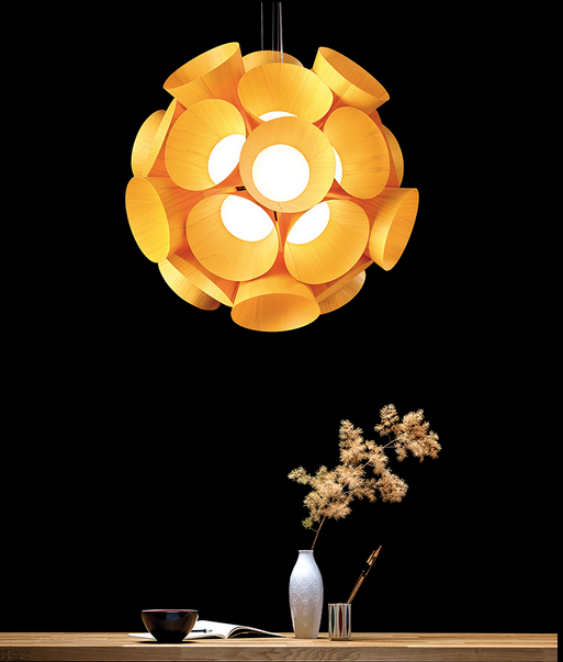 Dandelion S Chandelier from LZF.