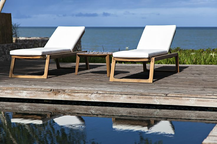 Diuna Sun Lounger from Oasiq.