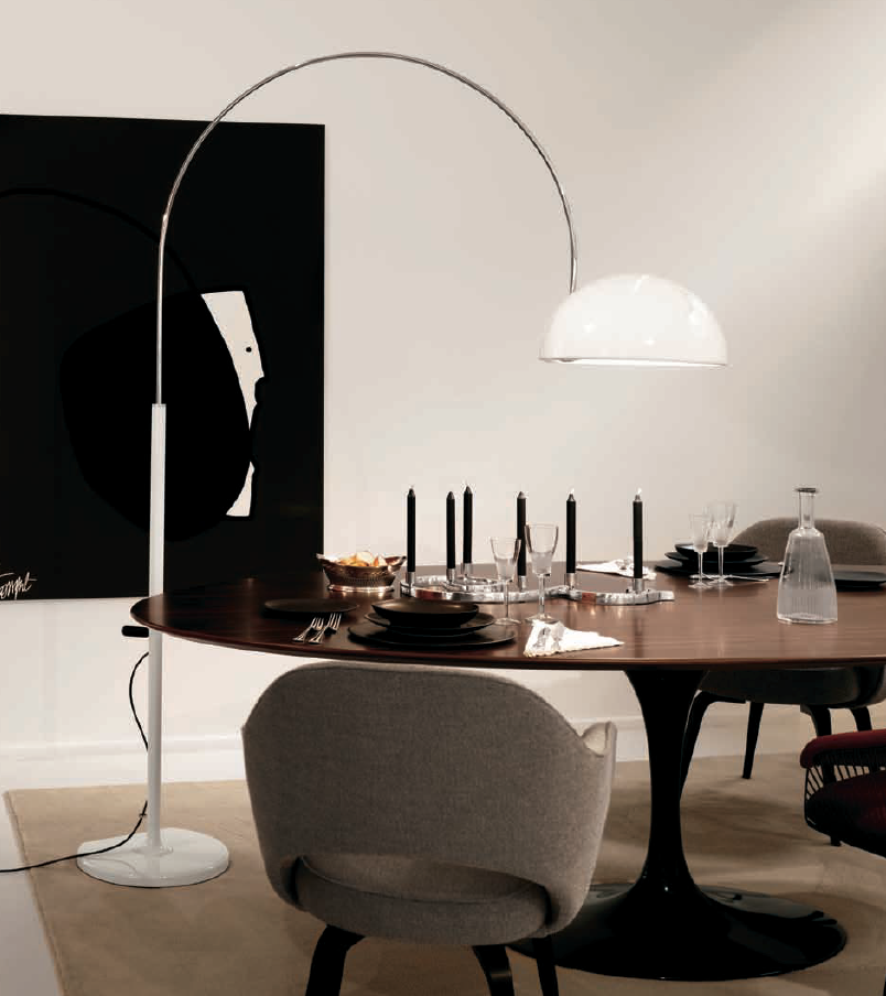 Oluce Coupe Floor lamp