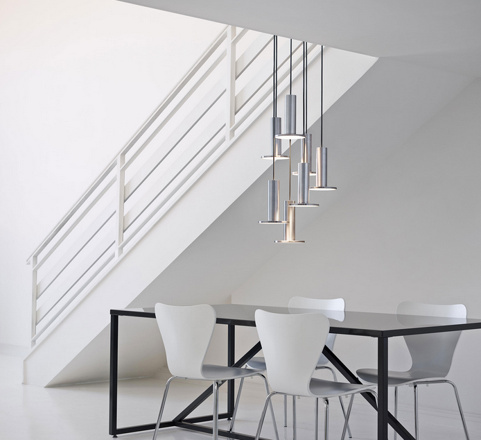 Ceilo pendant from Pablo. Cielo Chandelier.