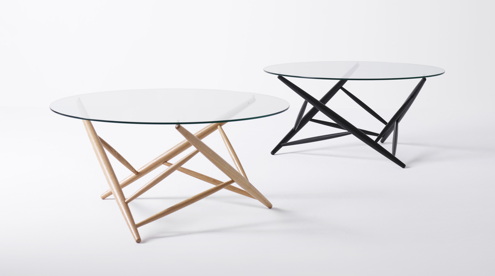 Stix coffee table from Karl Andersson & Soner.