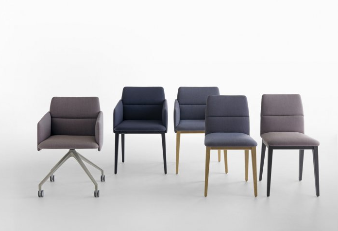 Aura chair from Crassevig