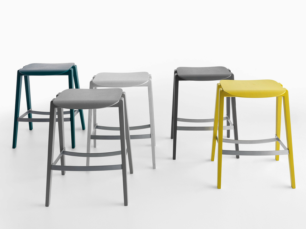 Mixis Stool from Crassvig