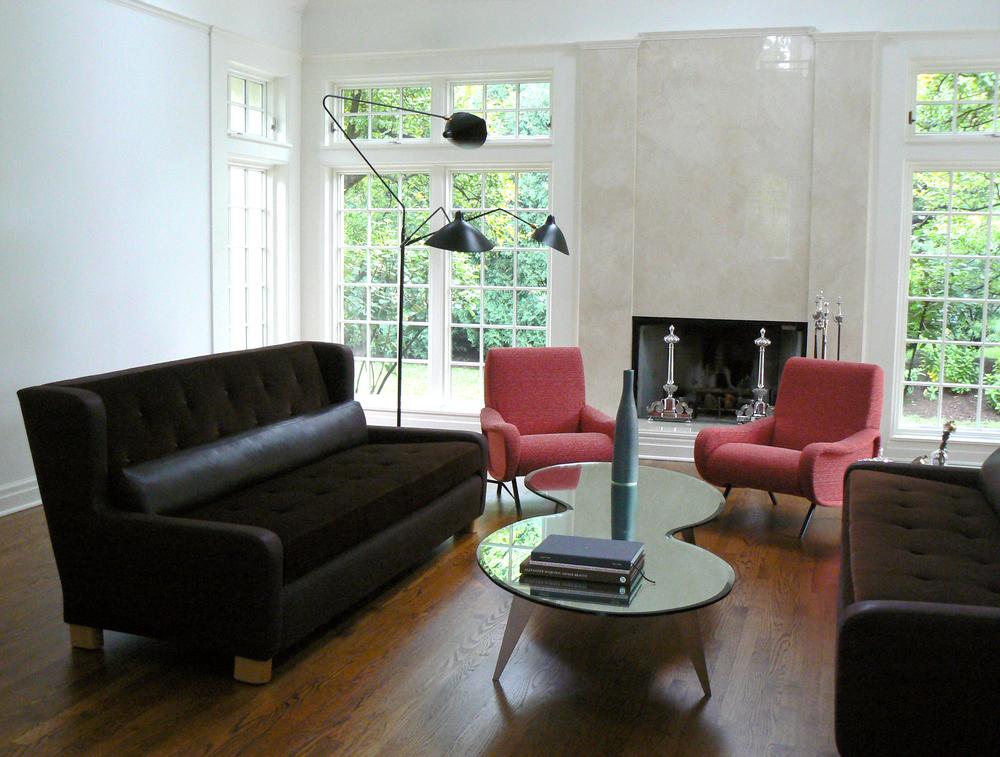 Morlen Sinoway Interior Design