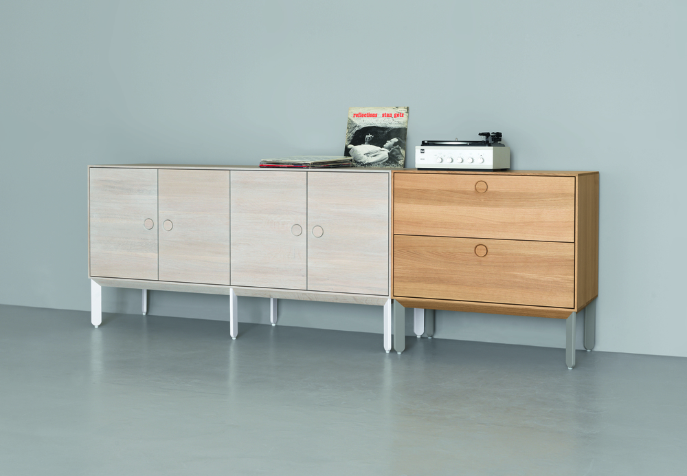 Kin Long storage units, starting at $5,860 List