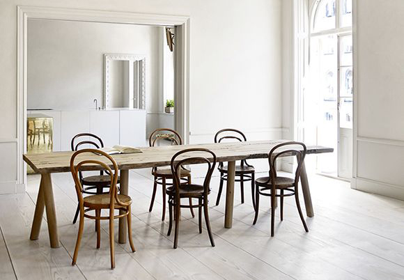 Range 218 Dining Chair by Gebrueder T1819