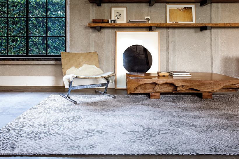 Limited Edition Elite wool Area Rug