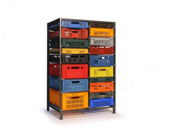 Lensvelt Krattenkast storage unit