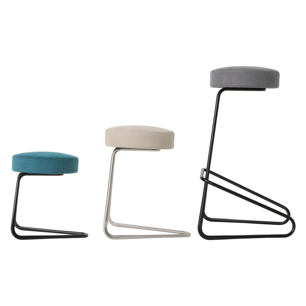 CC3 Bar Stool by Joop Couwenberg for Tecta