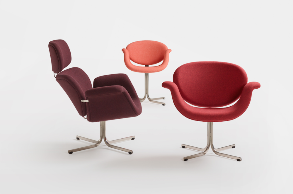Artifort Tulip Midi chair