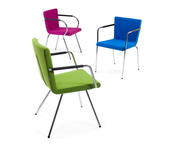 Lande Hopper Stacking chair