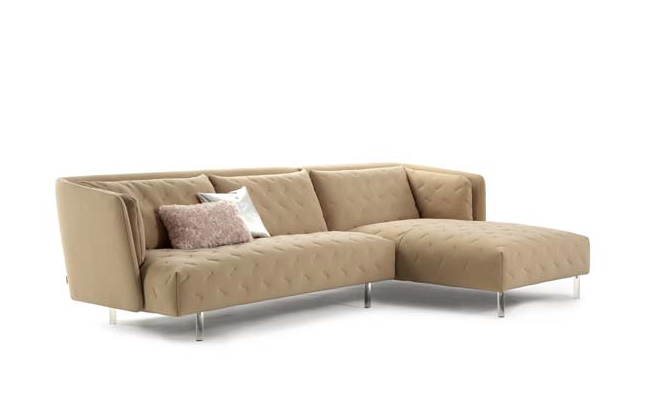 Obi Sofa by Rafa Garcia,  starting at $7,965 List - configuration as shown.