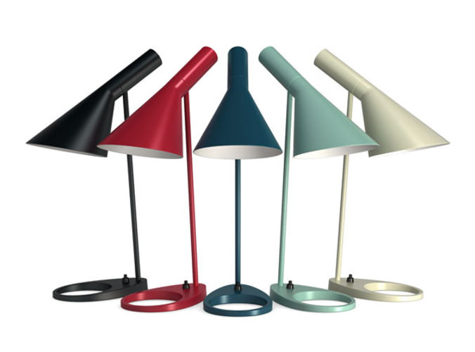 AJ Table Lamp from Louis Poulsen