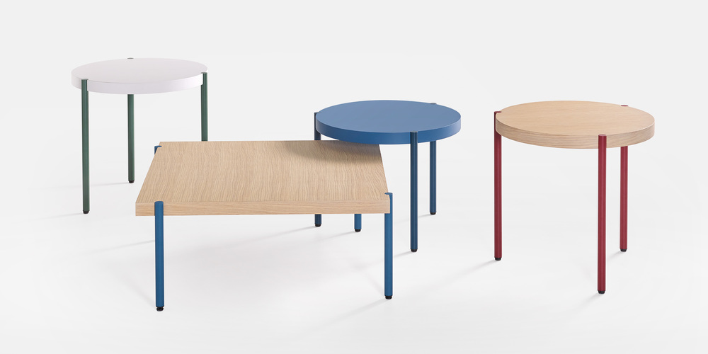Palladio Side tables by Claesson Koivisto Rune - starting price is $587 List
