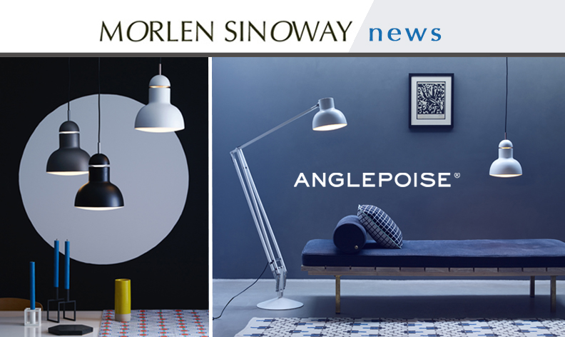 Anglepoise Type 75 Maxi floor and pendant lamp