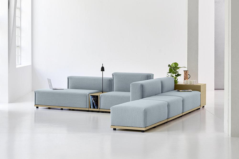 Erik Jorgensen - Shuffl Sofa