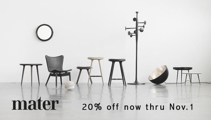Mater Design Sale at Morlen Sinoway