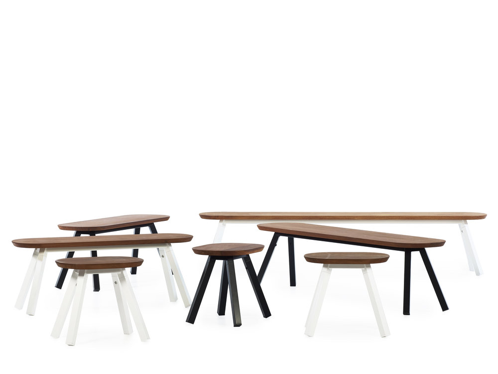 YM Benches by RS Barcelona