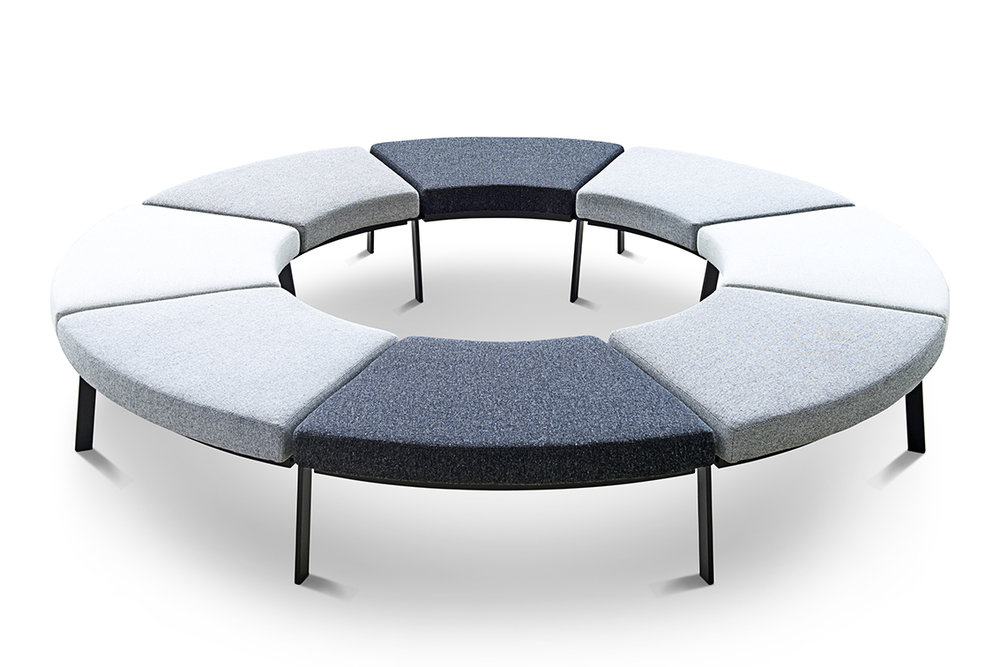 Global Modular System ,  starting at $7,928 List* as shown in standard fabric