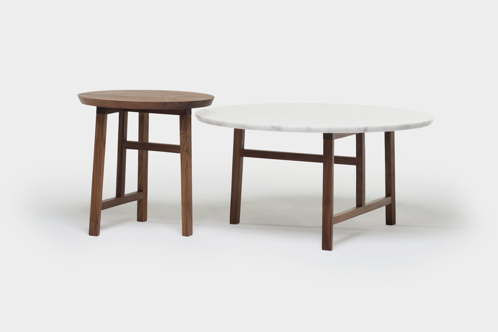 Trio Side table from Neri & Hu
