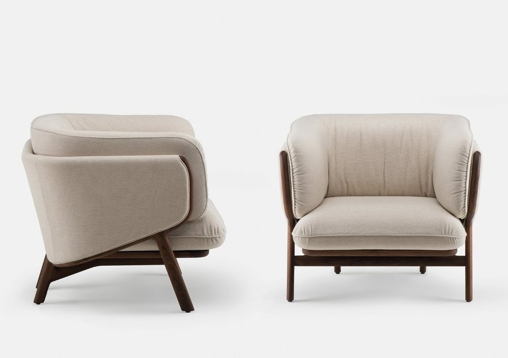 Stanley Armchair by Nichetto for DeLaEspada