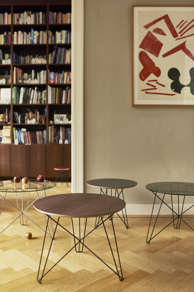 Ijhorst Side tables from Spectrum Furniture