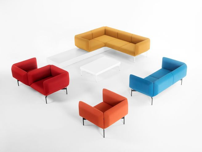 Segment Sofa and Segment Armchair from Prostoria