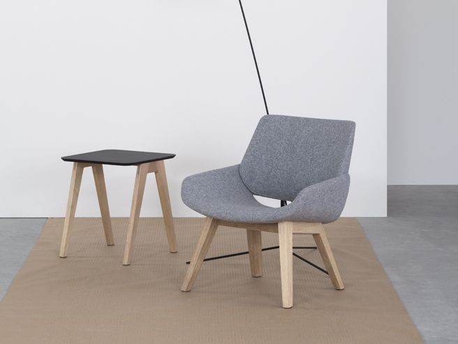 Monk chair and Monk table by Prostoria Furniture