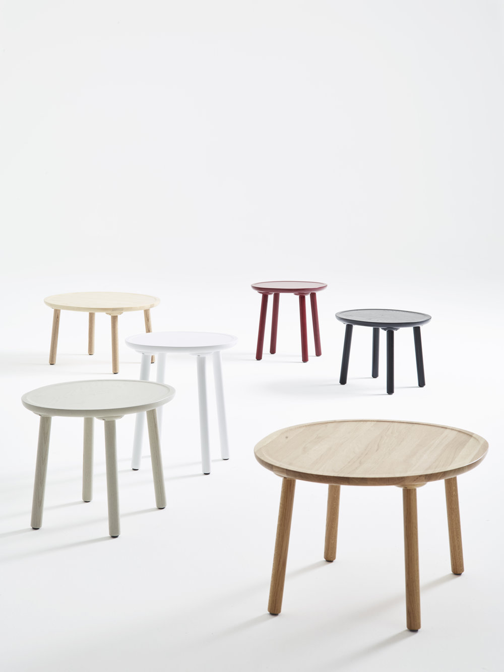 NEW Puddle tables from Karl Andersson and Soner