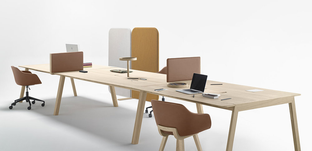 Alki Heldu Table by Bureau Design