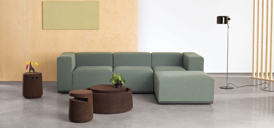 Geta sofa by Arik Levy for Modus Furniture