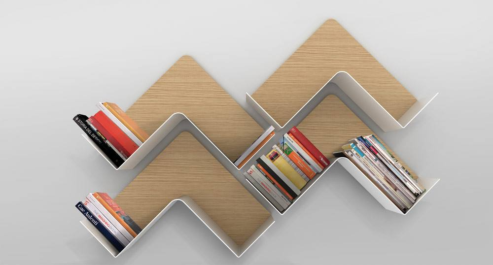 Fishbone Shelving from B-LINE