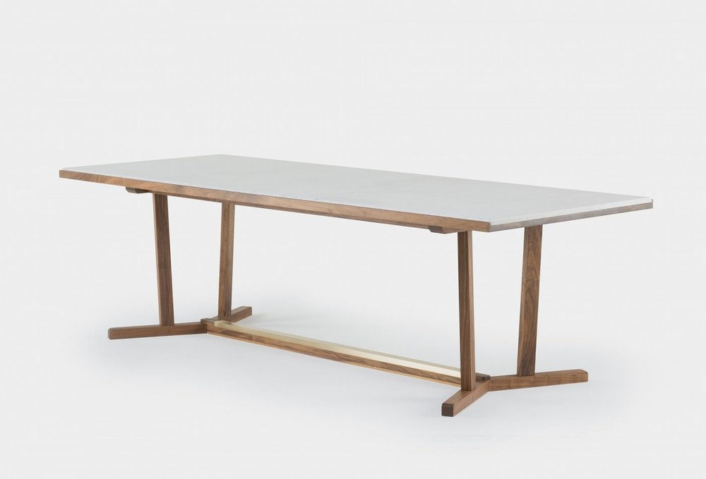 Shaker Dining Table by Neri & Hu for DeLaEspada