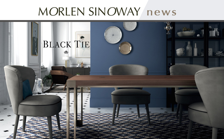 Introducing Black Tie at Morlen Sinoway Atelier