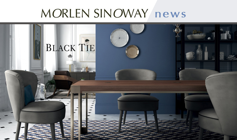 Introducing Black Tie at Morlen Sinoway Atelier
