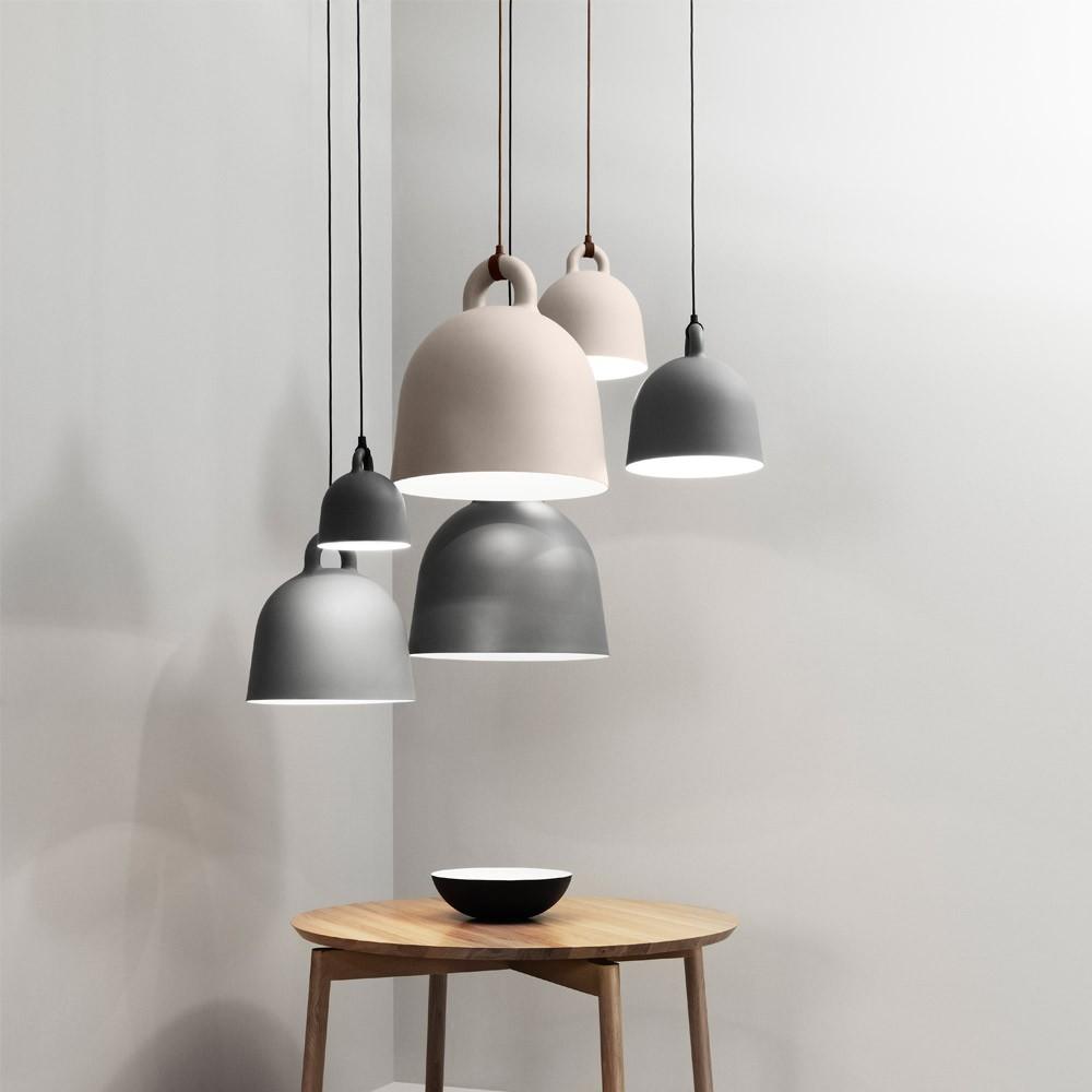 Bell Pendant lights from Normann Copenhagen