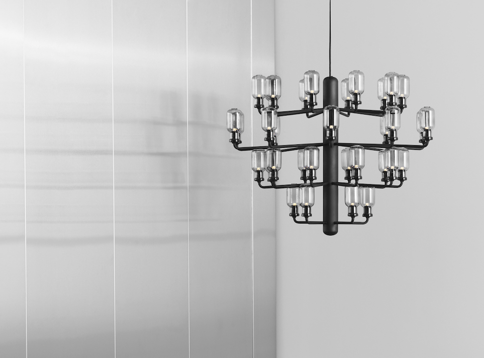 Amp Chandelier Large   $1,775 LIST