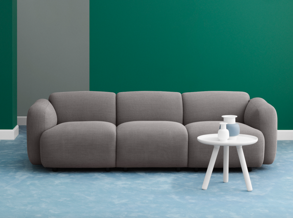"Swell Modular Sofa -92.5""L   $4,235 LIST"