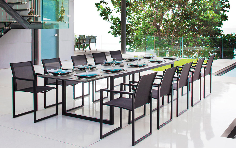 Ninix outdoor furniture collection