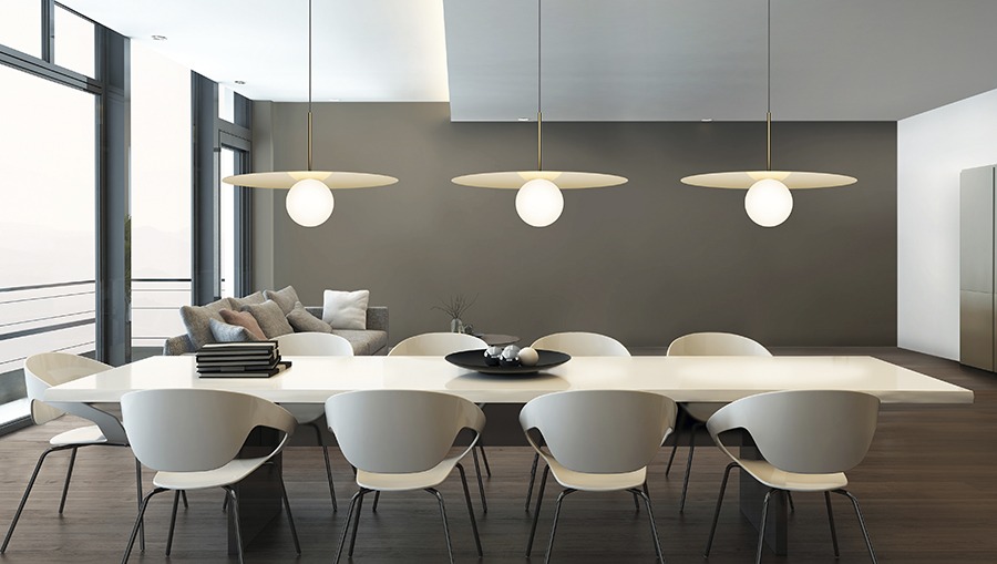 Bola Pendant lights from Pablo Lighting