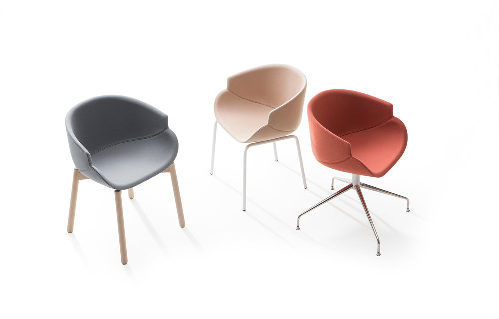 Bix Chair by B-Line