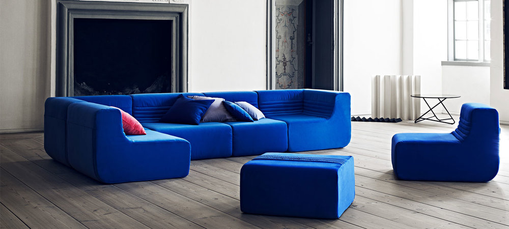 Loft modular sofa by Softline
