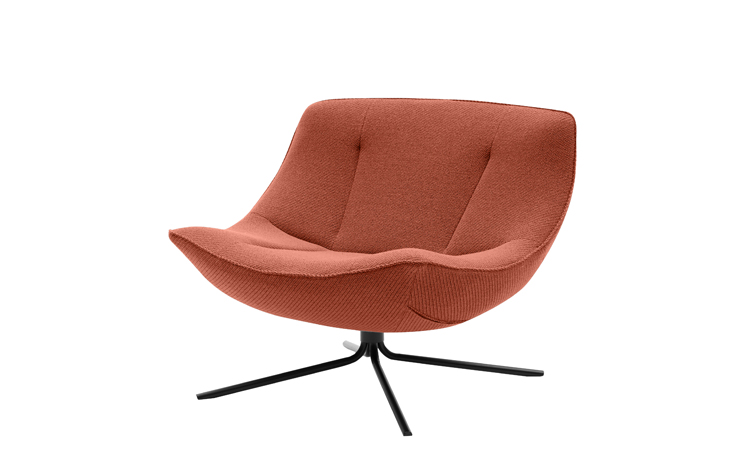 Vera Swivel Lounge chair -  $1,423 LIST