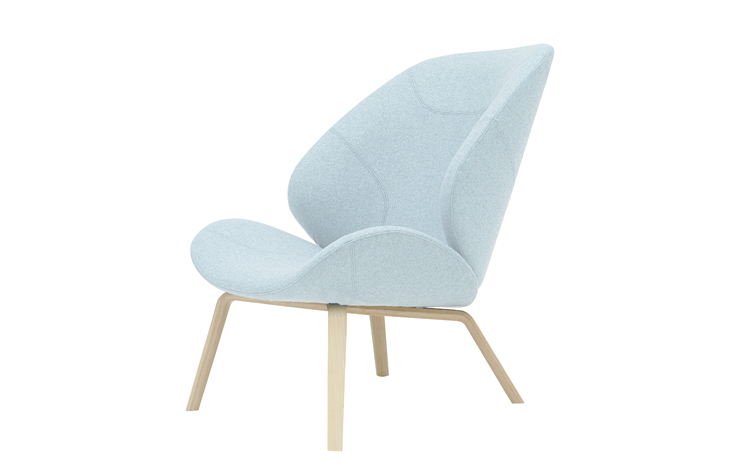 Eden Lounge chair -  $1,140 LIST
