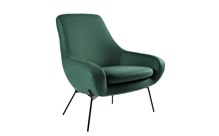 Noomi String Lounge chair -  $1,354 LIST